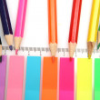 Color pencils — Stockfoto #1392328