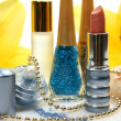 图库照片: Decorative cosmetics