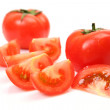 Ripe tomatoes — Stock Photo #1392615