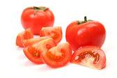 Ripe tomatoes — Stock Photo