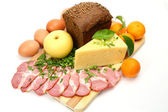 продукты питания — Стоковое фото
