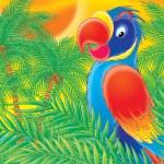 Parrot — Stock Photo #1945416
