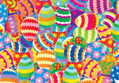 Easter background — Stock Photo