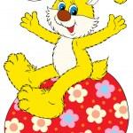 Happy Easter! — Stock Vector