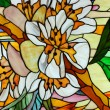 Stok fotoğraf: Stained-glass window