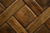 Texture of the wooden floor — Stock Photo