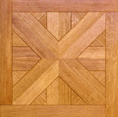 Texture of the wooden floor — Stock Photo
