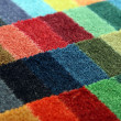 samples of color of a carpet covering — Stock Photo #1839081