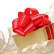 Box of the gift — Stockfoto