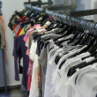 Clothes in shop — Stock Photo #1841832