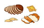 Baking — Stock Vector