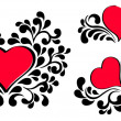 Hearts — Stock Vector #1721497