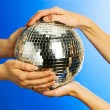 Mirror ball — Stock Photo #1224320