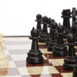 Play chess — Stock Photo #1235810
