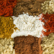 Spice background — Stockfoto #1272161