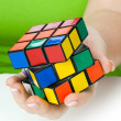 Do Rubic cube — Stock Photo #1272355