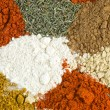 Photo: Spice background
