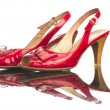 Red shoe — Stock Photo #1275239