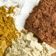 Stock Photo: Spice background