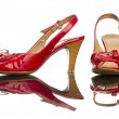 Red shoe — Foto de stock #1279283