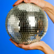 Mirror ball — Foto Stock