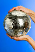 Mirror ball — Foto de Stock