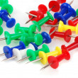 Colorful push pin collection — Stock Photo #1792462