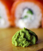 Wasabi. Japanese spices. — Stock Photo