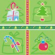 Royalty-Free Stock Vector Image: Christmas Seamless series 3
