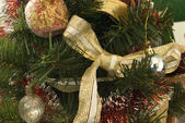 Fir-tree Decoration — Stock Photo