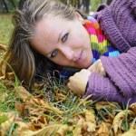 Autumn Girl — Stock Photo #1220508