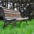 Bench — Stock Photo #1220857