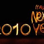 2010 Happy New Year — Stock Photo #1253908
