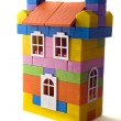Toy house — Stock Photo #1239237