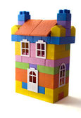 Toy house — Foto Stock