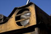 Ciągnik lift reflektor — Zdjęcie stockowe