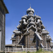 Karelia. Kizhi.  Preobrazhenskiy church — Stock Photo