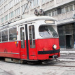 Vintage tram — Stock Photo #1690413