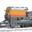 Royalty-Free Stock Photo: Snow train