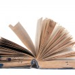 Old open book — Stock Photo #2429968