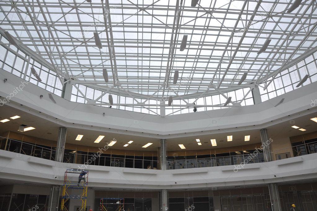 Interior under construction – Stock Editorial Photo © 1xpert #1218942