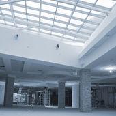 Interior under construction — Stock Photo