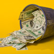 Royalty-Free Stock Photo: Inflation