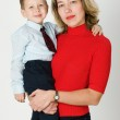 Mother and son — Stock Photo #1234333