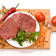 Raw meat — Stock Photo #1235723