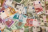 Geld nexture — Stockfoto