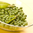 Pea pod — Stock Photo