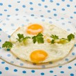 Fried eggs — Stock Photo #1274709