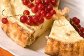 Cheesecake — Stockfoto