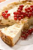 Bolo de queijo — Foto Stock